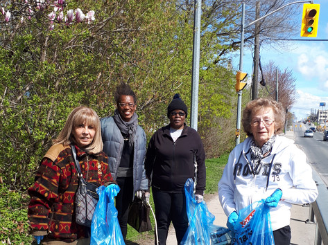 Greenhills Park Cleanup