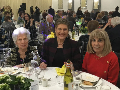 St. Fidelis Golden Age Club Women's Day Event 2019