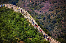 Maratona Mulralha da China