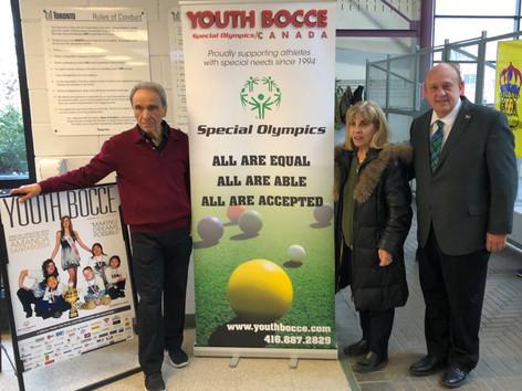 Youth Bocce Championship