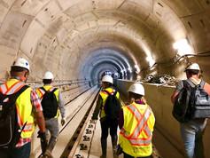 Corsstown tunnel