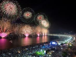Réveillon carioca deve ser virtual e sem público este ano