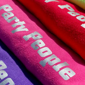 Limited Edition Women's Party People t-shirt