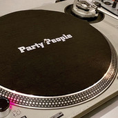 The Party People Slip Mat
