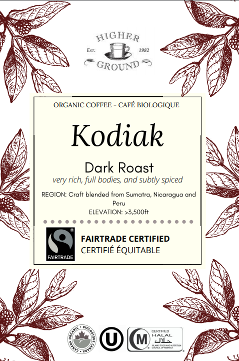Kodiak Dark Roast