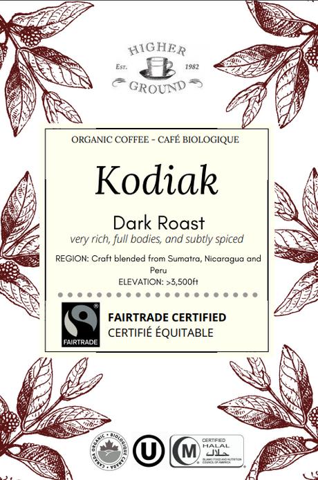 Kodiak Dark Roast