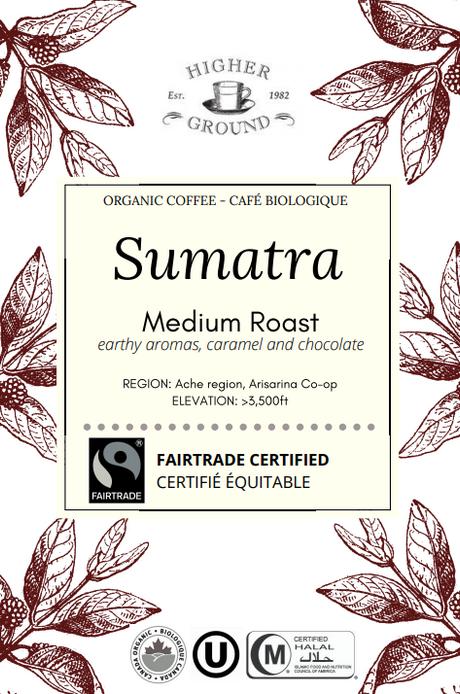 Sumatra Medium Roast