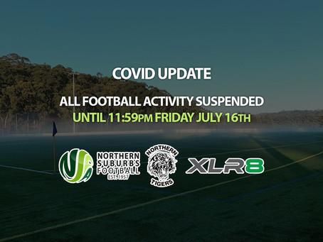 NSFA Covid-19 Update - 8 July 2021