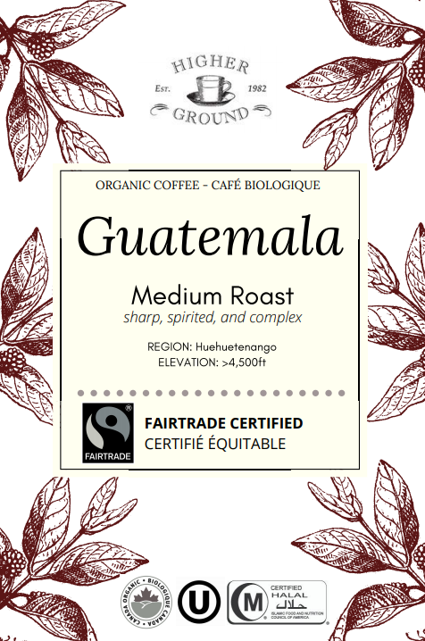Guatamala Medium Roast