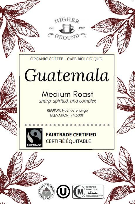 Guatamala Medium Roast