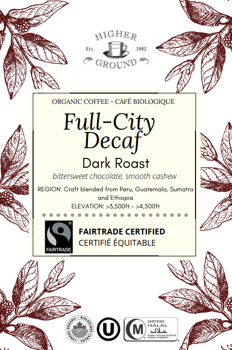 Full-City Decaf