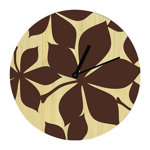 Horloge marronnier