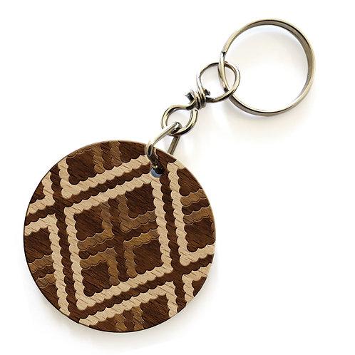 Porte-clés Toit Déservillers