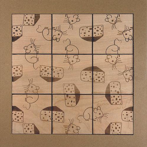 Puzzle « Souris »