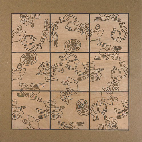 Puzzle « Nazca »