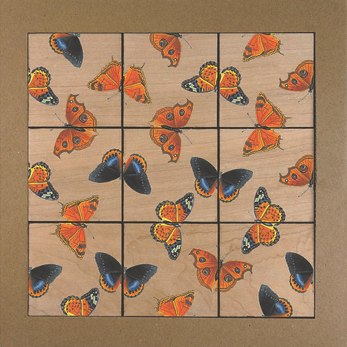 Puzzle « papillons »