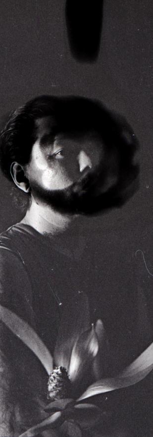 Caffenol, Double exposure, Bleach