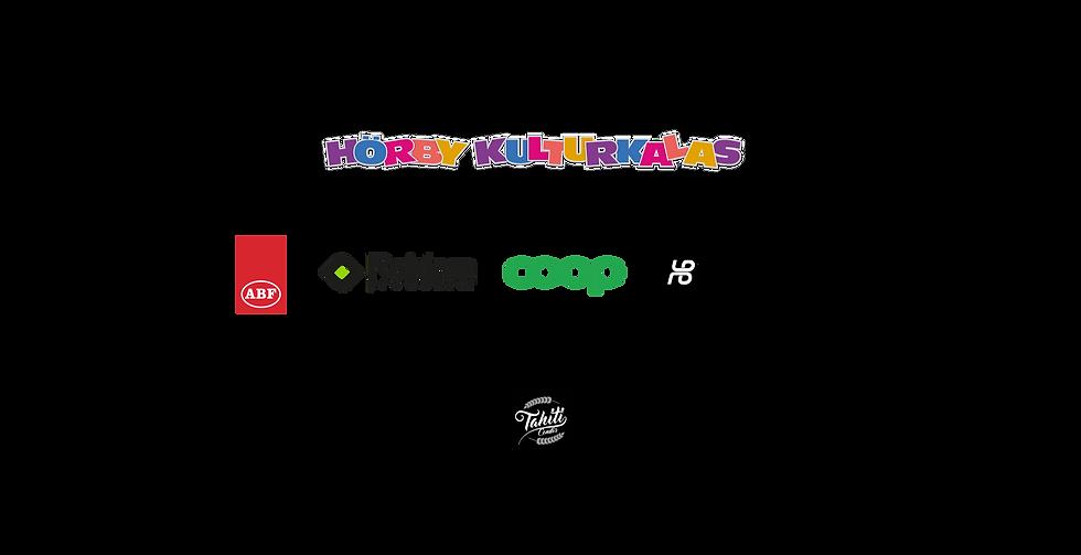 Silverpartner ABF, Reklamprodukter, Coop Hörby och Hörbybruk. Produktpartner Tahiti Condis