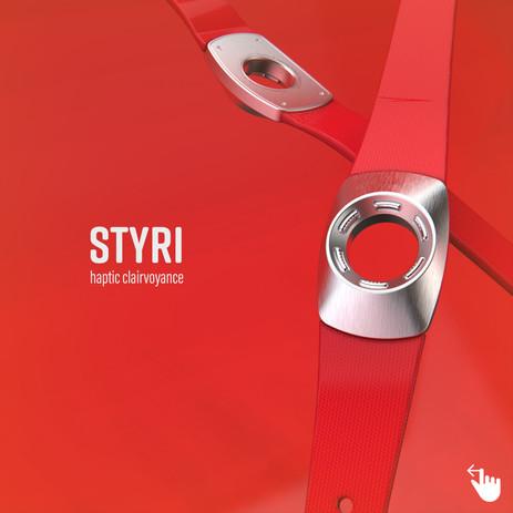 Styri & Styri | Helm : Haptic Clairvoyance