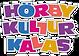 Hörby Kulturkalas logga i glada färger