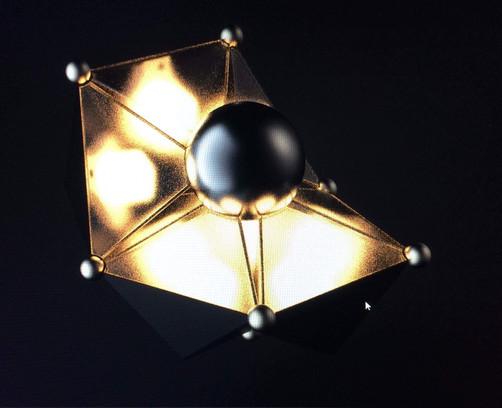 Constelle | Light Sculpture