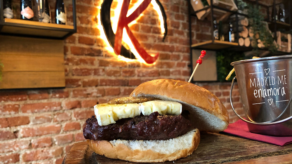 Pikda, restaurante recomendado por www.madridmeenamora.com