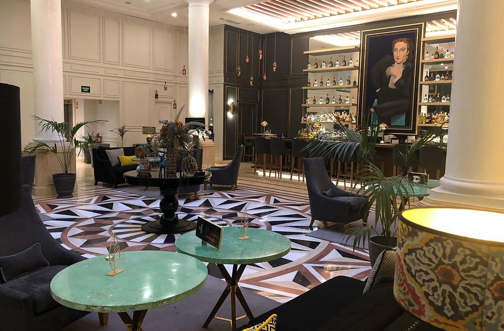 Hotel Eugenia de Montijo, hotel recomendado en Toledo en www.madridmeenamora.com