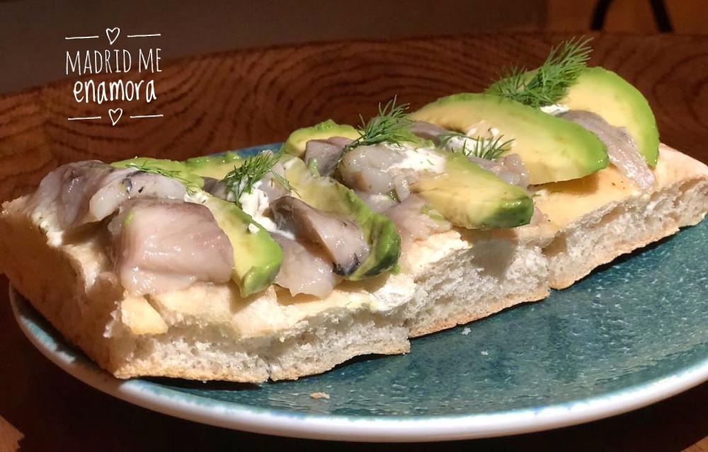 Teje Maneje, restaurante recomendado en Madrid por www.madridmeenamora.com