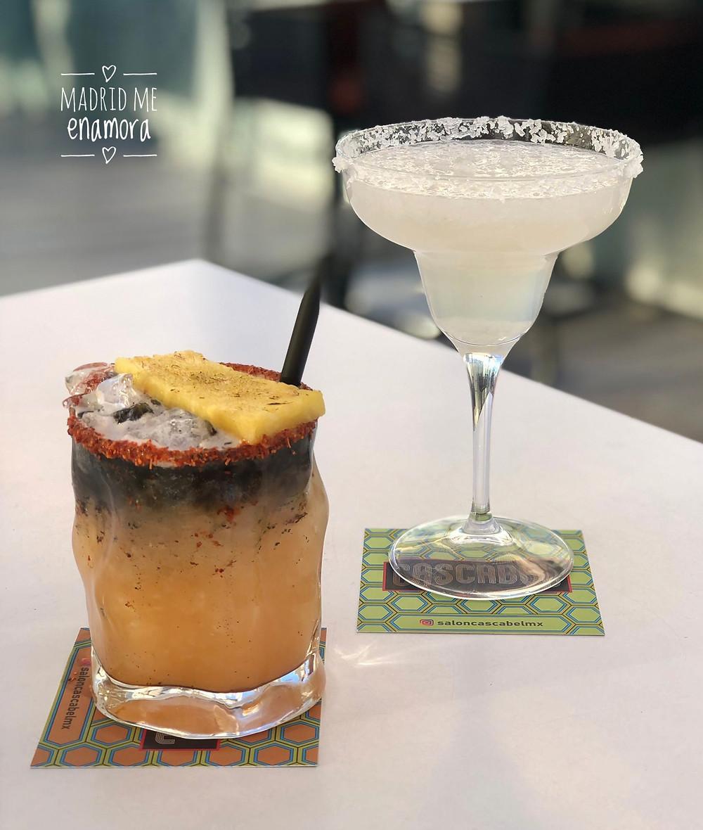 La oferta de coctelería es también protagonista en Salón Cascabel.