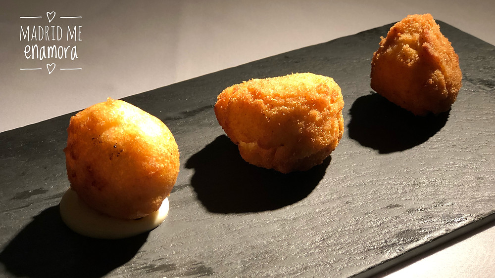 Cañadío, restaurante recomendado en Madrid por www.madridmeenamora.com