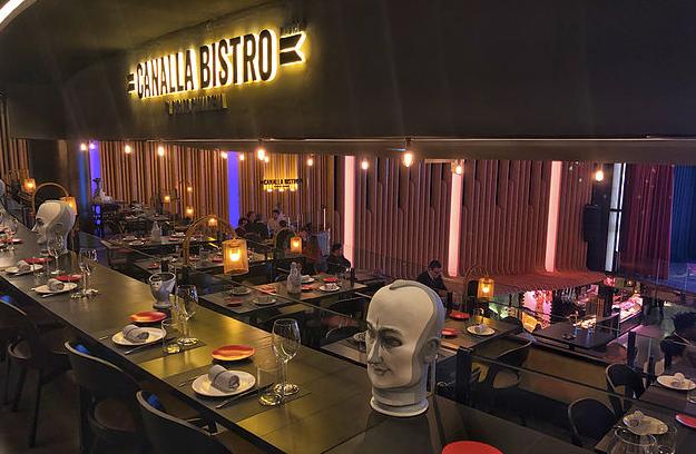 Canalla Bistró, restaurante recomendado en Madrid por www.madridmeenamora.com