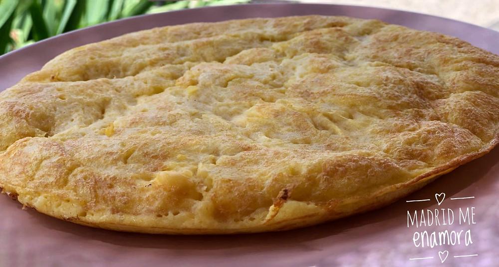 Vistas Reales, restaurante recomendado por www.madridmeenamora.com