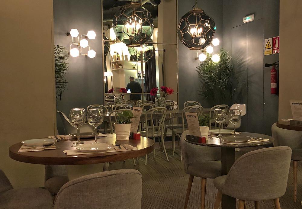 El escondite de Villanueva, restaurante recomendado en Madrid por www.madridmeenamora.com