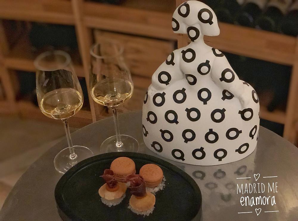 Coque, restaurante recomendado en Madrid por www.madridmeenamora.com