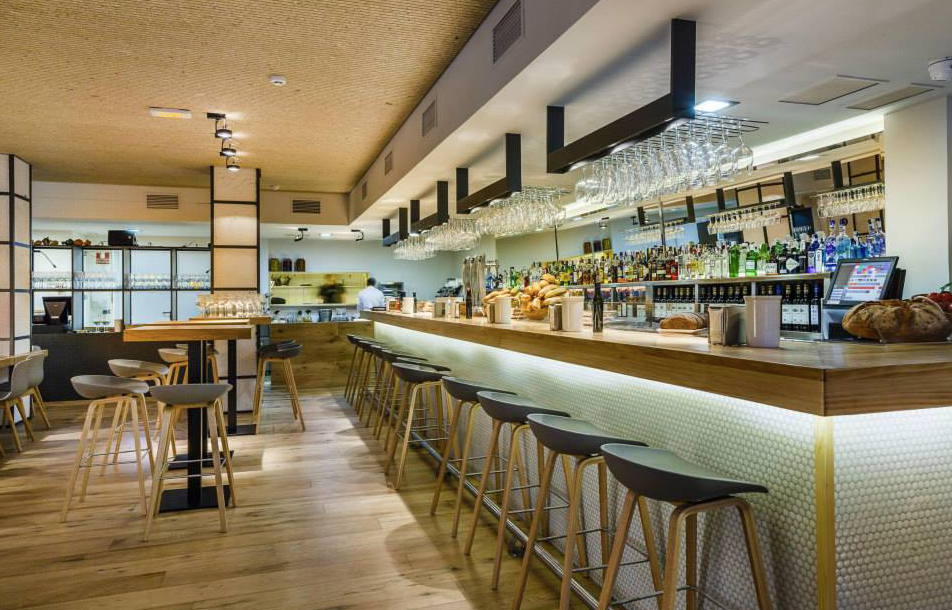 La Maruca, restaurante recomendado en Madrid por www.madridmeenamora.com