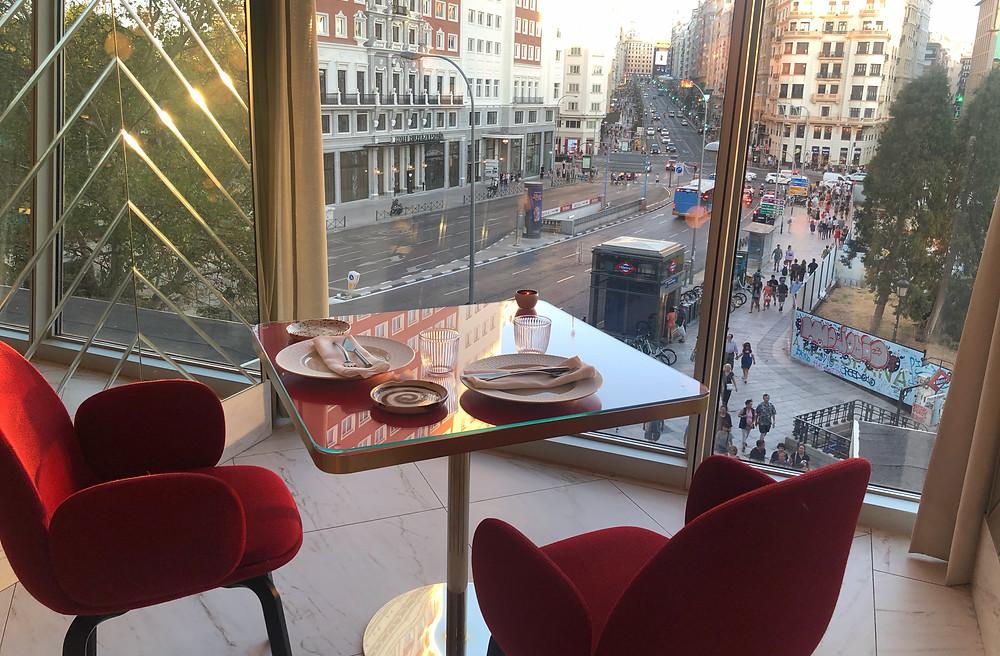 Somos, restaurante recomendado en Madrid por www.madridmeenamora.com