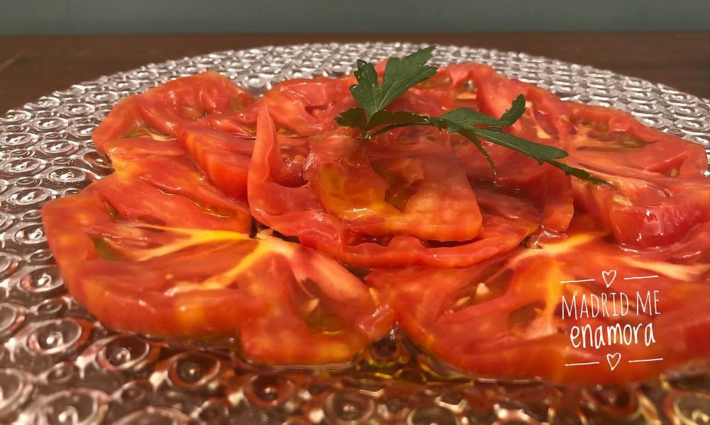 La potxola, restaurante recomendado en Madrid por www.madridmeenamora.com