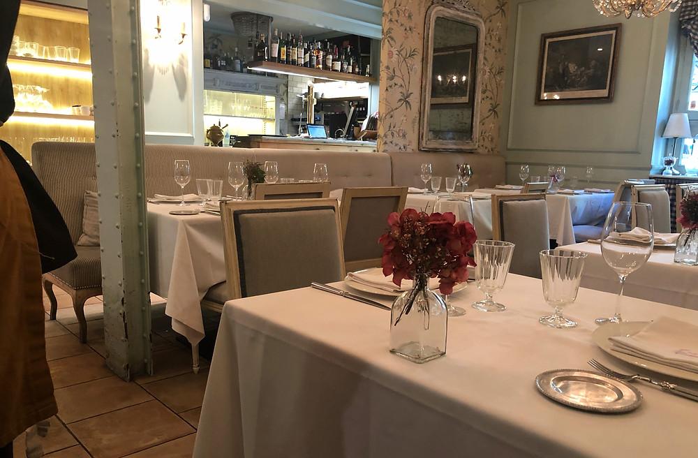 Fuego, restaurante recomendado en Madrid por www.madridmeenamora.com