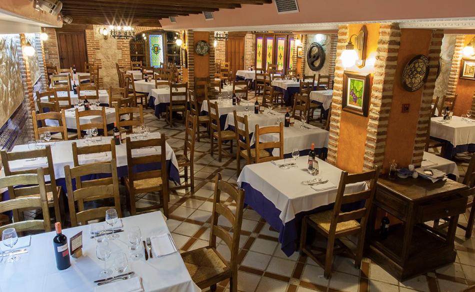 Los Zagales, restaurante recomendado en Valladolid por www.madridmeenamora.com