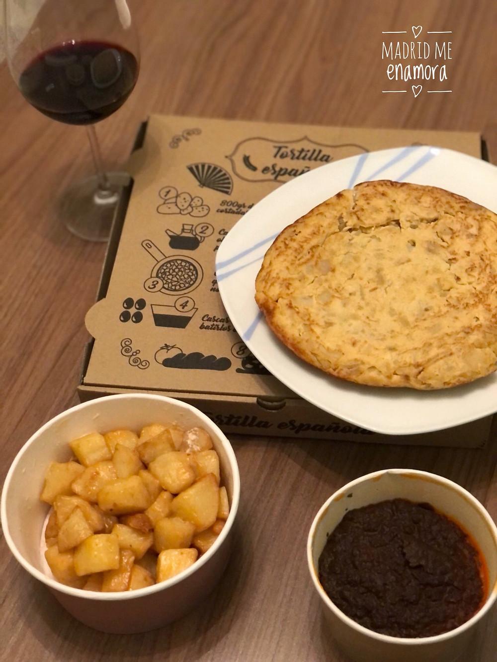 La comida casera y tradicional marca la diferencia de Jamon House.