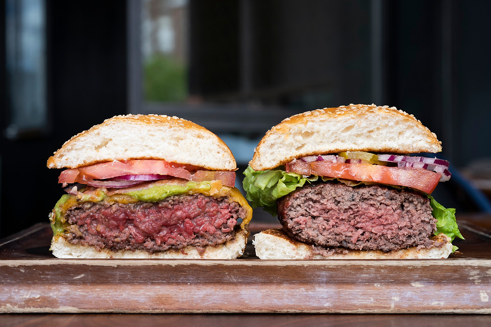 En New York Burger cada hamburguesa tiene su punto.