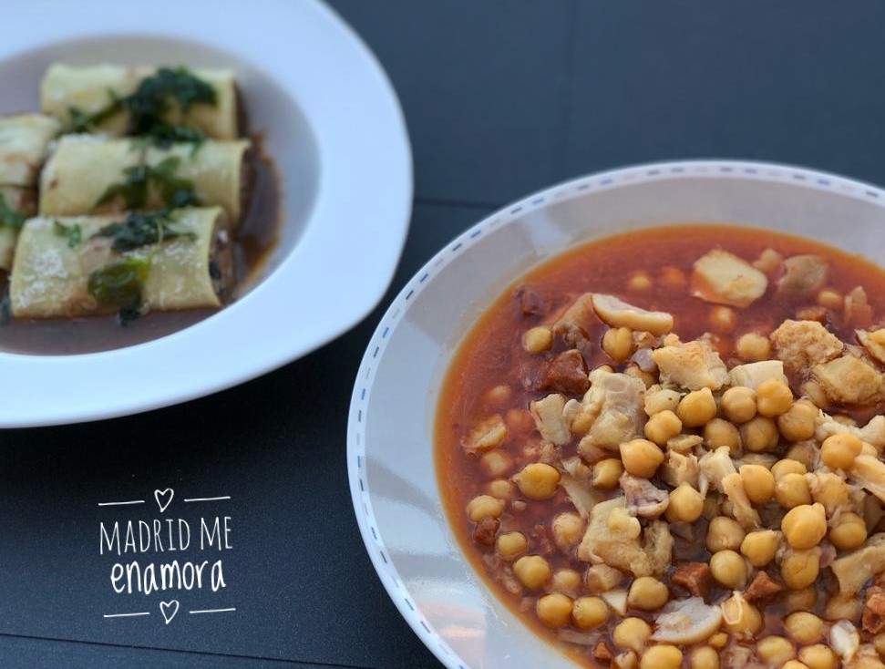 La comida de Lafita Catering es 100% casera.