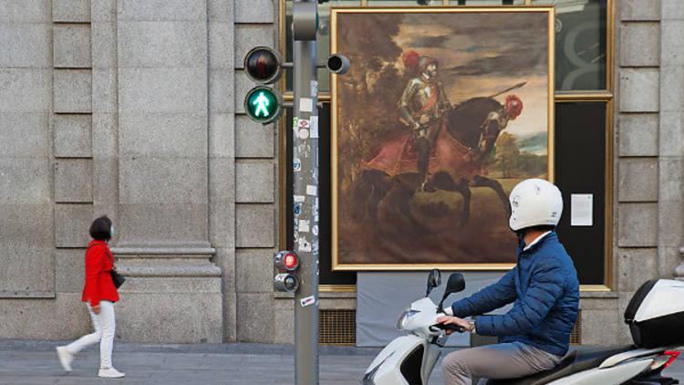 A la vuelta de la esquina (Foto: Museo del Prado)
