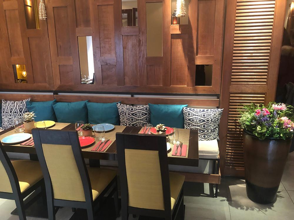 Baiyor, restaurante tailandés en Madrid recomendado por www.madridmeenamora.com