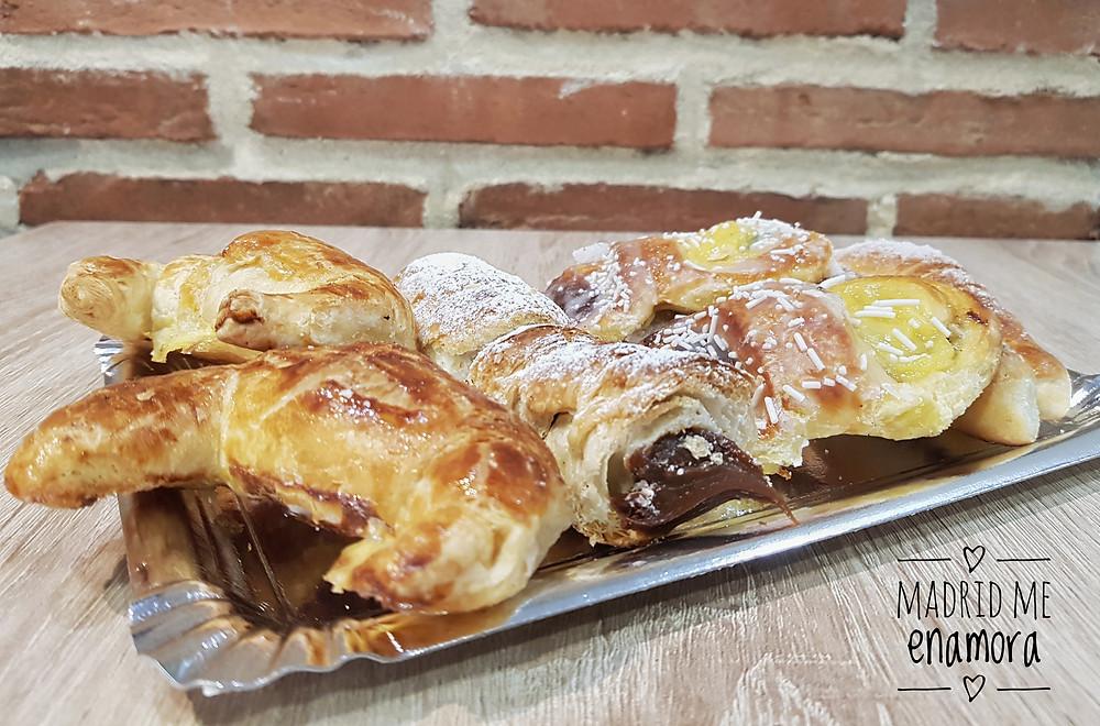 América Dos, pastelería recomendada en Madrid por www.madridmeenamora.com