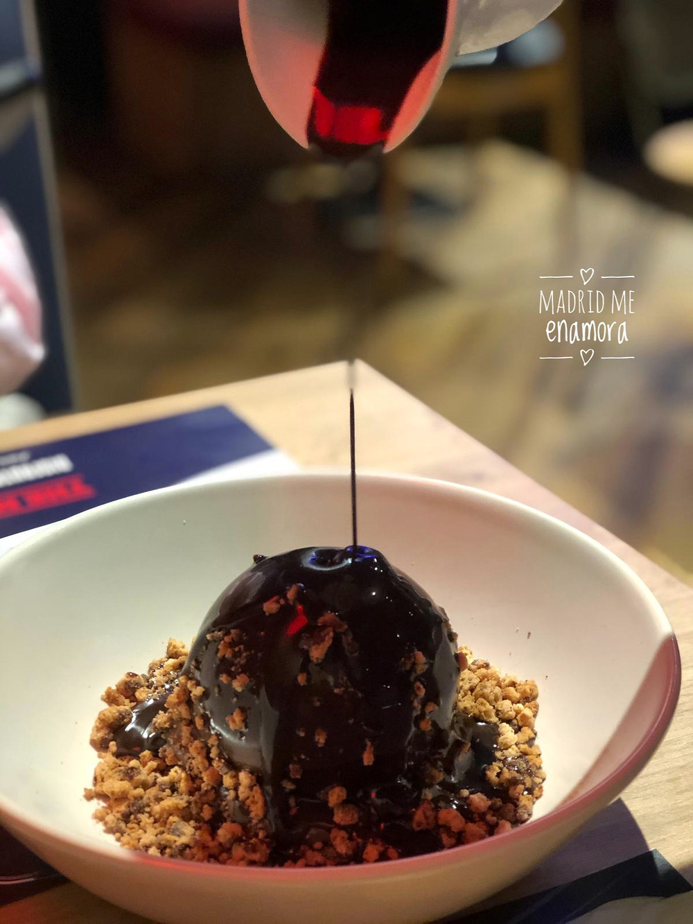 Amazing Choco Ball de Foster's Hollywood
