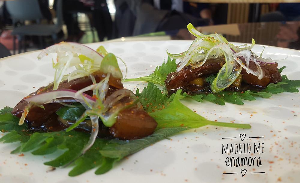 Popa, restaurante recomendado en Madrid por www.madridmeenamora.com