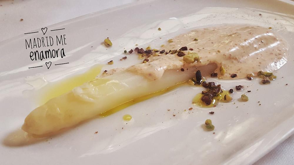 Paulino de Quevedo, restaurante recomendado en Madrid por www.madridmeenamora.com