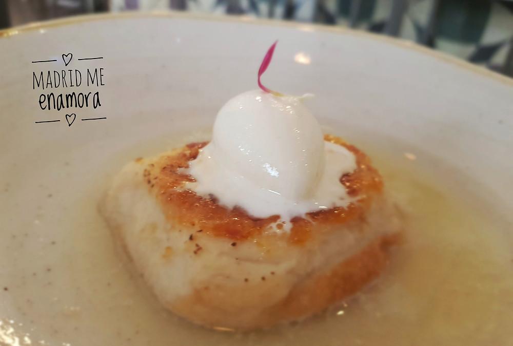 Bacira, restaurante recomendado en Madrid por www.madridmeenamora.com