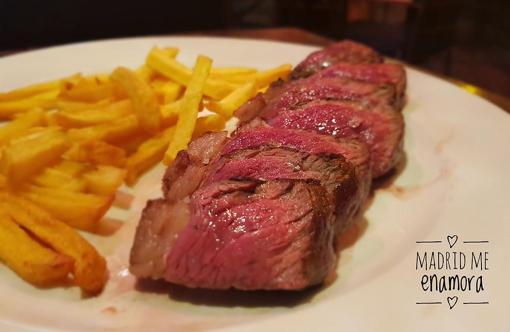Baby Grill Rubaiyat, restaurante recomendado en Madrid por www.madridmeenamora.com